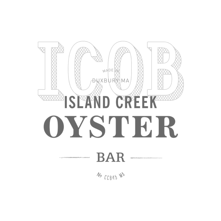 Island Creek Oyster Bar restaurant logo